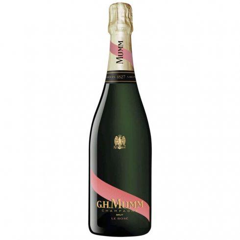 Champagne Mumm Rosé