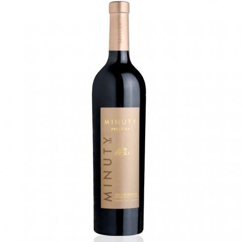 Prestige de Minuty – Côtes de Provence Rouge 75cl