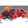 Saveurs fruits rouges d'été