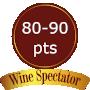 Wine Spectator 80-90